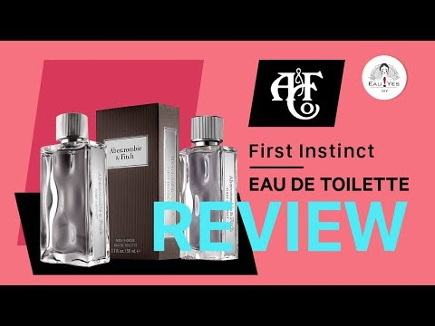 "Abercrombie & Fitch ""First Instinct"" EDT 