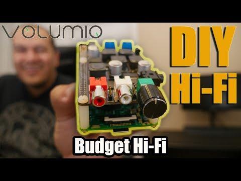 Ultimate DIY Audio Player 2 0 - Allo Boss DAC, Raspberry Pi