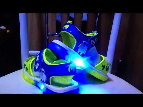 Leuchtende Schuhe für Erwachsene & LED Schuhe Kinder • AliExpress