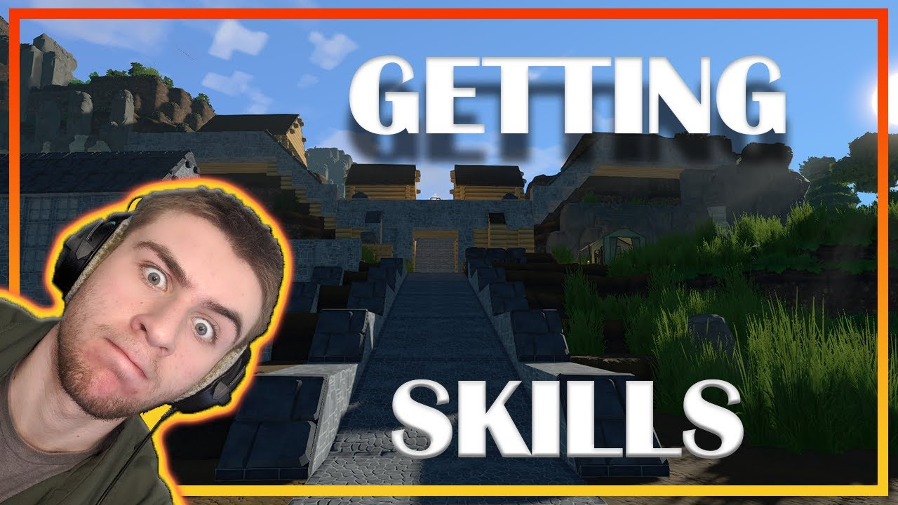 Eco : Getting Skill Points!!