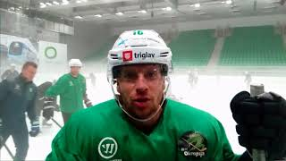 Člani Vabilo na Hokej šolo – Aleš Mušič 1.verzija