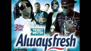 Lil Wayne Ft Flo Rida Fresh I Stay Clean