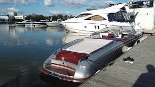 Riva Aquariva Super, Boat Mate´s boat tour