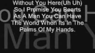 Akon Ft  Trazz - By My Side(lyrics)