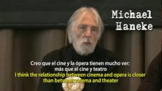 Michael Haneke on Mozart, music, directing opera