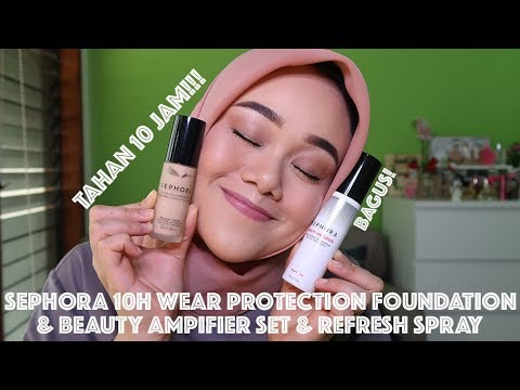 Beauty Amplifier Set And Refresh Spray by Sephora Collection #3