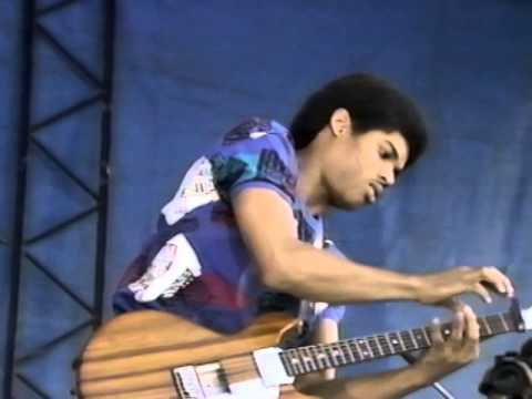 Stanley Jordan - Eleanor Rigby - 8/23/1986 - Newport Jazz Festival