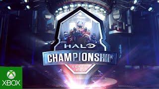 Halo eSport Announce