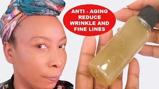 52 YEARS OLD LOOK 35 | CHANGE YOUR SKIN OVERNIGHT, ANTI - AGING  REDUCE WRINKLES, CLEAR DARK SPOTS