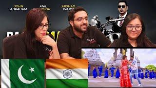 Tum Par Hum Hai Atke Yaara Pagalpanti Pakistan Reaction