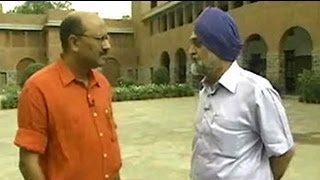 Walk The Talk: Montek Singh Ahluwalia (Aired: Jaunary 2008)