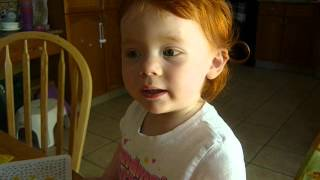 Soft Kitty song by 2 yr old