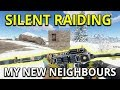 Download Video Silent Raiding My New Neighbours - Rust Solo Survival Gameplay