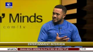 I Became More Involved In Comedy Because Of Its Impact - Williams Uchemba Pt 1 | Rubbin Minds |