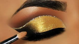 How To: Easy HOODED EYES Double Cut Crease CHEAT SHEET!!