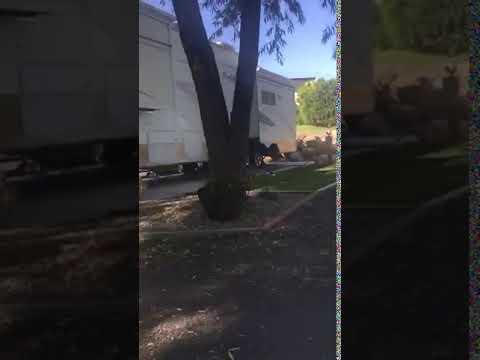 Video Of The Last Resort RV Park at Potholes, WA