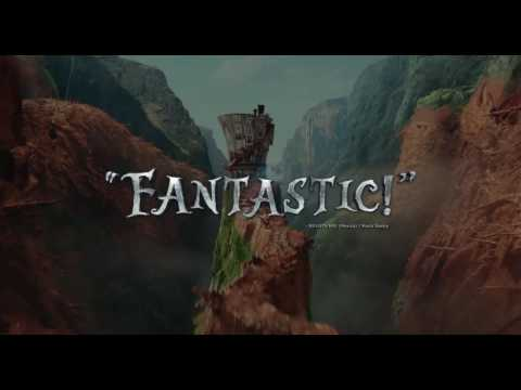Alice Through the Looking Glass (TV Spot 'Fantastic!')