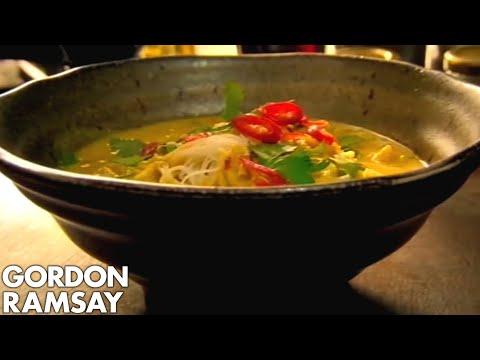 Coconut Glass Noodle Soup   Gordon Ramsay