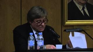 Защита диссертации Гветадзе И. А.