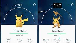 EPIC+1600Raichu!! Pikachu(704!) Evolution