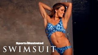 Olympic Swimmer Natalie Coughlin 'Dances Naked' For Body Paint Shoot | Sports Illustrated Swimsuit