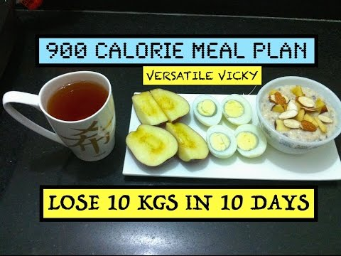 Video HOW TO LOSE WEIGHT FAST 10Kg in 10 Days