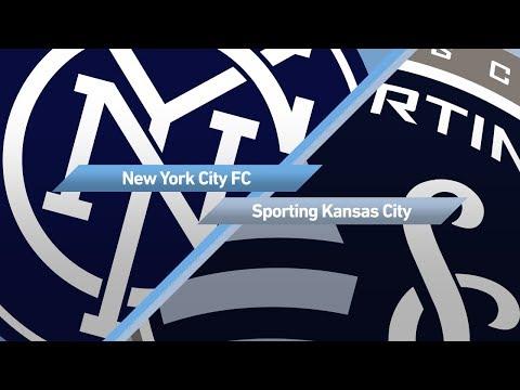 Highlights: New York City FC vs. Sporting Kansas City | September 62017