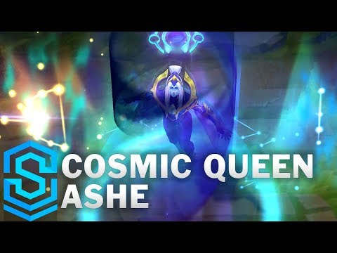 Ashe Nữ Hoàng Vũ Trụ