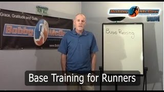 Base Training for Runners | By 5 Time Olympic Coach Bobby McGee