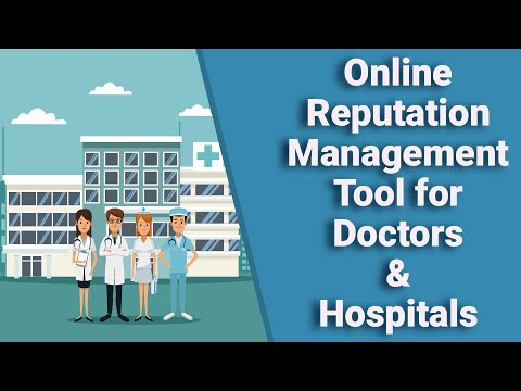 How a Doctor Online Reputation Management System Can Help