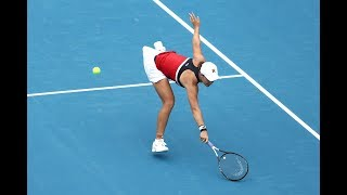 Ashleigh Barty | Shot of the Day | 2019 Sydney International Semifinals
