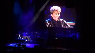 Barry Manilow (@BarryManilow)-Weekend In New England @Theo2, 6th September 2018