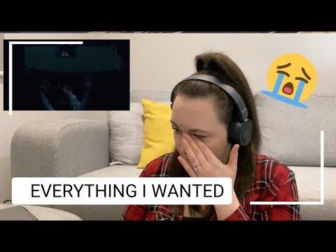 Billie Eilish - Everything i wanted EMOTIONAL reaction