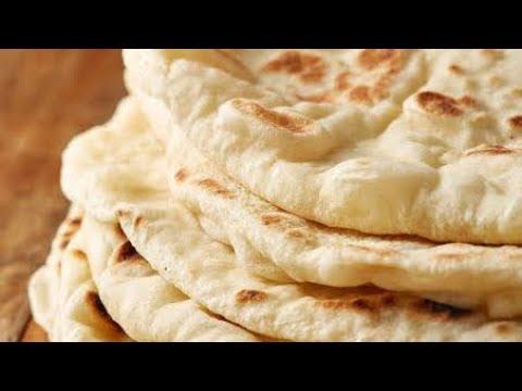 Naan roti // homemade butter naan racipe // Ayeka's vlog//