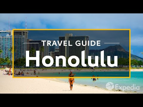 Honolulu Vacation Travel Guide