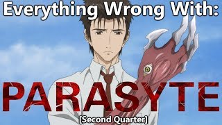 Everything Wrong With: Parasyte The Maxim | Kiseijuu: Sei no Kakuritsu (Second Quarter)