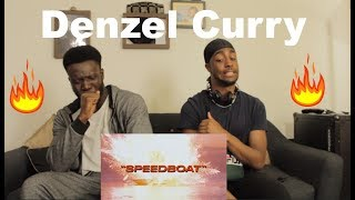 Denzel Curry   SPEEDBOAT (Audiovisual) Reaction