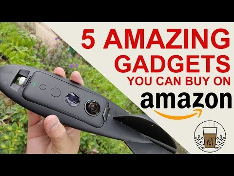 5 New Tech Gadgets You Can Buy On Amazon | Desi Bit