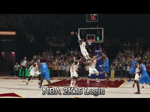 NBA 2K15 GLITCHES 2K LOGIC