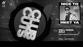 Niall Horan, Diplo   Nice To Meet Ya (Diplo Remix) | House