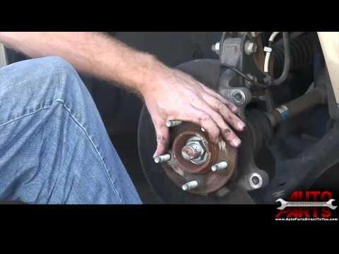 2006 Pontiac Torrent Hub Bearing