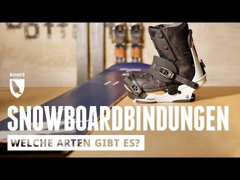 Snowboardbindung - welche ist die richtige für dich?