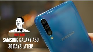 Living With The Galaxy A50 | Review After 30 Days