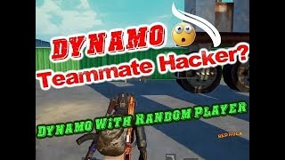 Dynamo Hacker Teammate ? | #DynamoGaming Explained Hacking Allegations | Dynamo New Video