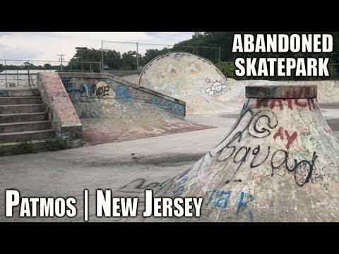 Abandoned Skatepark Tour EHT, New Jersey | Patmos Skatepark