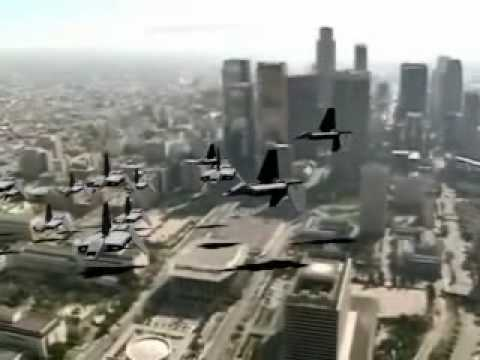 Aliens caught on video in San Francisco – 3dsmax 2010  – Real alien conspiracy