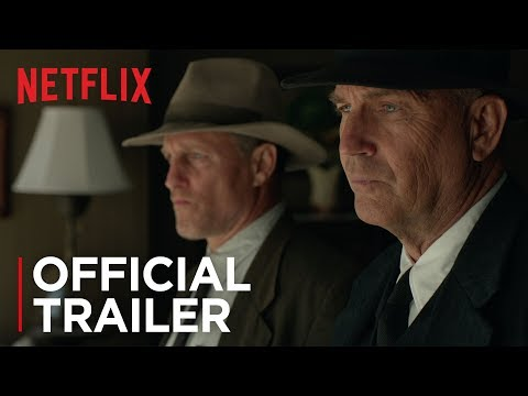 The Highwaymen Trailer Starring Kevin Costner and Woody Harrelson