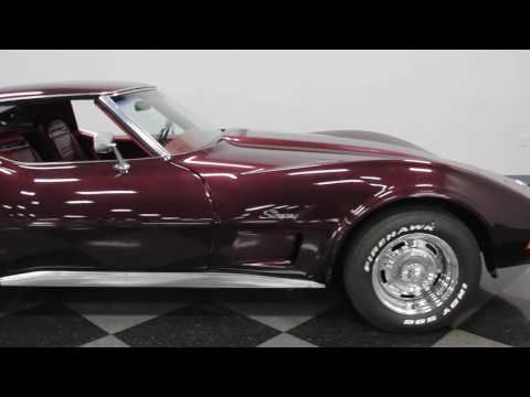 Video of Classic 1973 Chevrolet Corvette located in Tennessee Offered by Streetside Classics - Nashville - JLH6
