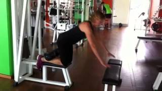 Femoral-Pectoral exercise by Enzo Agostino PT