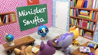 ❥ Minişler: Okul Maceraları Bölüm 2 - Minişler Cupcake Tv - LPS Littlest Pet Shop